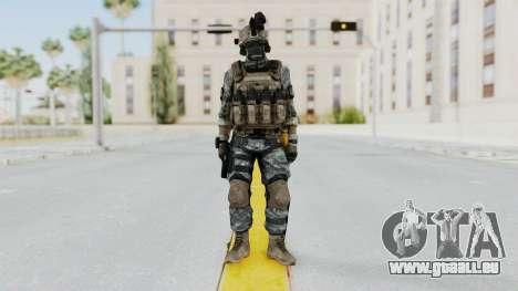 Battery Online Soldier 5 v1 für GTA San Andreas zweiten Screenshot