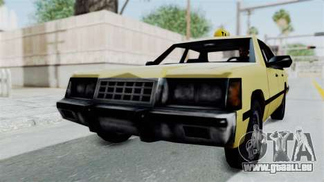 GTA Vice City - Taxi pour GTA San Andreas