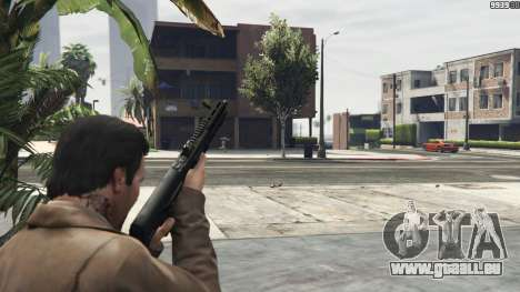 GTA 5 TAR-21 vierten Screenshot