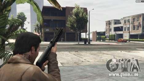 GTA 5 TAR-21 quatrième capture d'écran