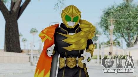Kamen Rider Beast Falco pour GTA San Andreas