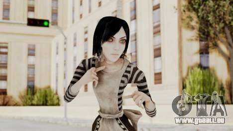 Alice London Madness Returns für GTA San Andreas