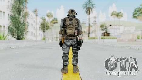 Battery Online Soldier 5 v1 für GTA San Andreas dritten Screenshot