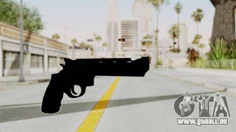 44 Magnum pour GTA San Andreas deuxième écran