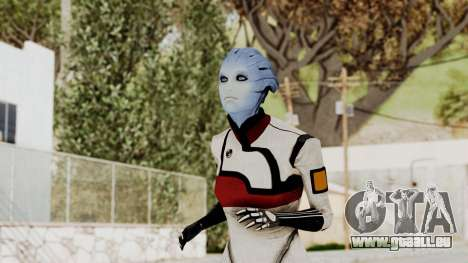Mass Effect 2 Rana Thanoptis für GTA San Andreas