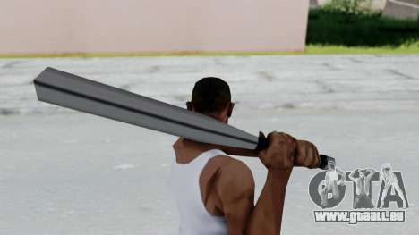 Liberty City Stories - Baseball Bat pour GTA San Andreas troisième écran