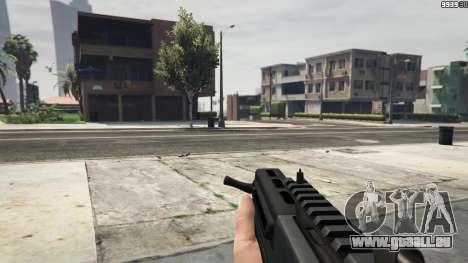 GTA 5 TAR-21 sixième capture d'écran