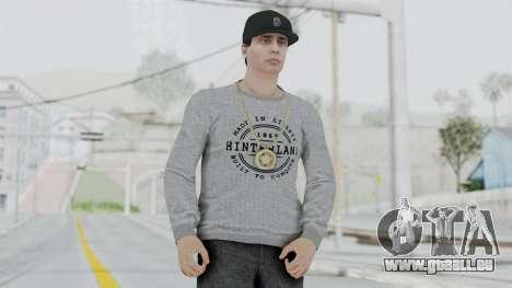 Lowriders Custom Classics DLC Male pour GTA San Andreas