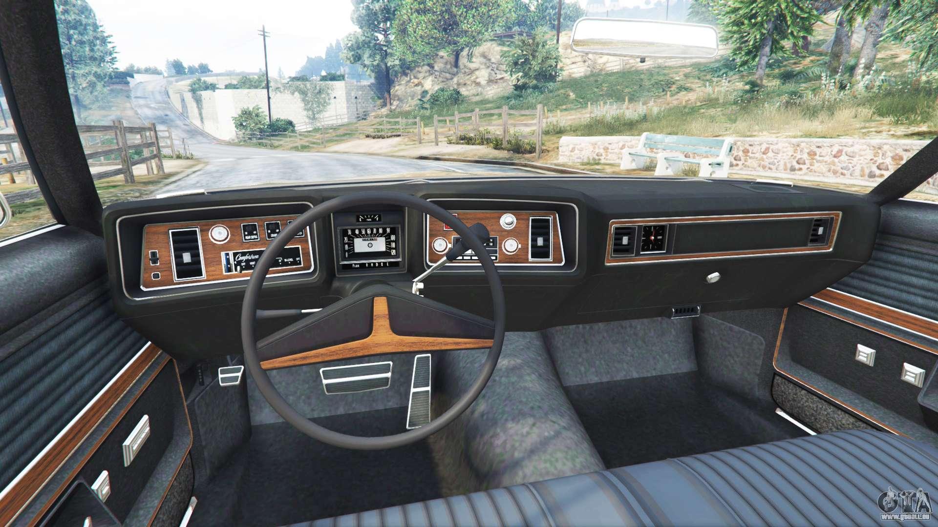 oldsmobile delta 88 1973 v2 0 f r gta 5. Black Bedroom Furniture Sets. Home Design Ideas