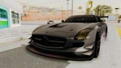Mercedes-Benz SLS AMG GT3 PJ1