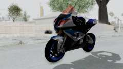 BMW S1000RR HP4 pour GTA San Andreas