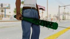 Nail Baseball Bat v1 pour GTA San Andreas