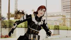 Mass Effect 3 Female Shepard Ajax Armor pour GTA San Andreas