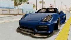 Porsche Boxster Liberty Walk