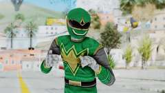 Power Rangers Ninja Storm - Green