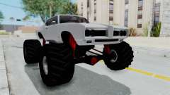 Pontiac GTO 1968 Monster Truck