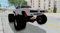 Pontiac GTO 1968 Monster Truck