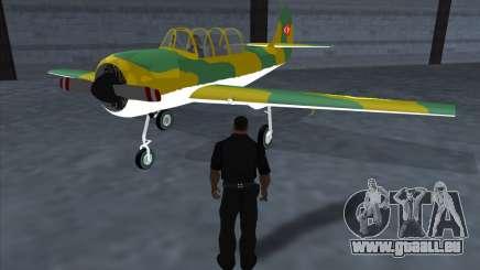 Yak-52 für GTA San Andreas