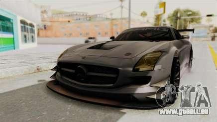 Mercedes-Benz SLS AMG GT3 PJ1 für GTA San Andreas