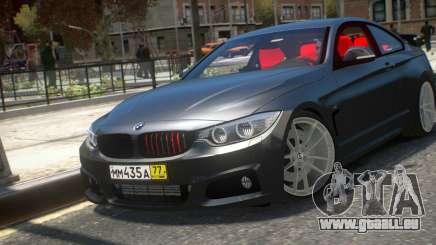 BMW 435i Coupe pour GTA 4
