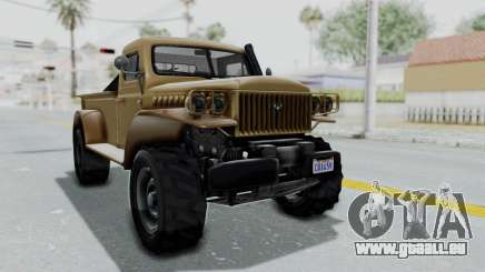 GTA 5 Bravado Duneloader Cleaner für GTA San Andreas
