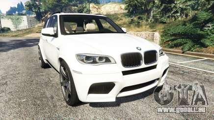 BMW X5 M für GTA 5