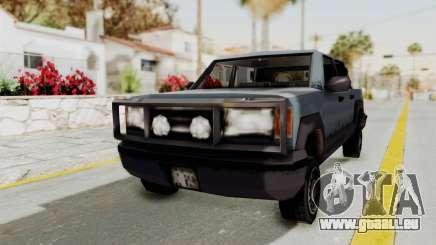 GTA 3 Cartel Cruiser pour GTA San Andreas