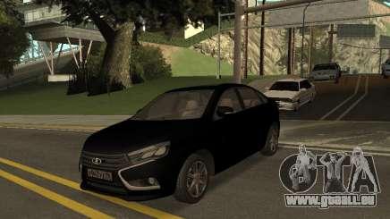 Lada Vesta für GTA San Andreas