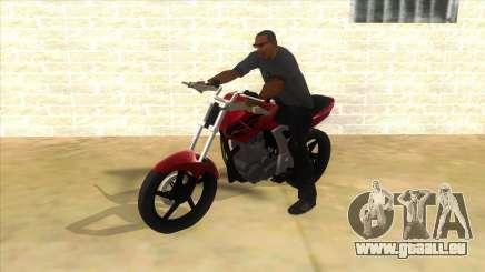 Honda Twister Stunt für GTA San Andreas
