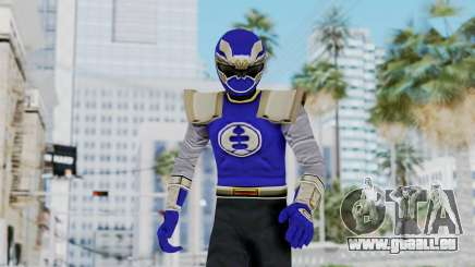 Power Rangers Ninja Storm - Navy pour GTA San Andreas