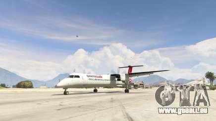 Bombardier Dash 8Q-400 pour GTA 5