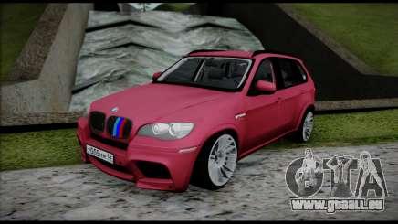 BMW X5M für GTA San Andreas