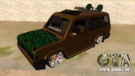 Toyota Kijang Grand Extra Full pour GTA San Andreas