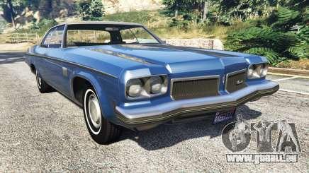 Oldsmobile Delta 88 1973 v2.0 für GTA 5