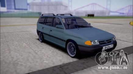 Opel Astra pour GTA San Andreas