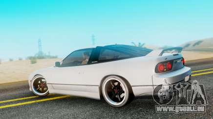 Nissan 180SX Type X für GTA San Andreas