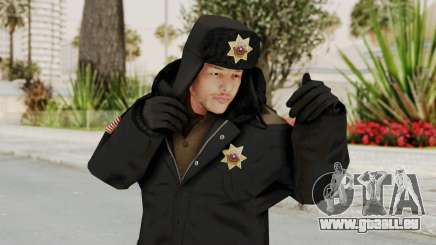 GTA 5 SF Cop pour GTA San Andreas