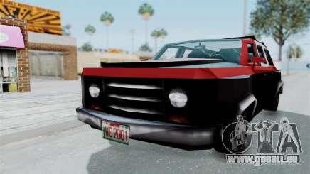 VCS Gang Rancher pour GTA San Andreas