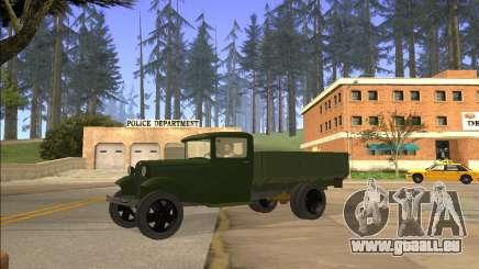 GAZ AA Camion pour GTA San Andreas