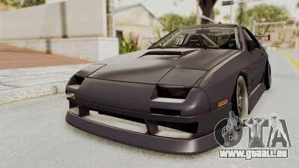 Mazda RX-7 1990 (FC3S) Cordelia Glauca Itasha für GTA San Andreas