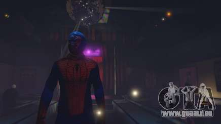 Amazing Spiderman für GTA 5