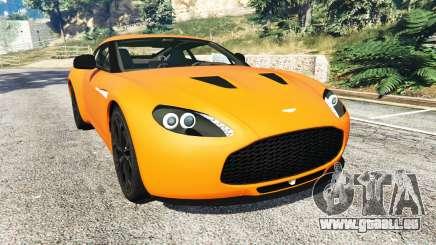 Aston Martin V12 Zagato v1.2 für GTA 5
