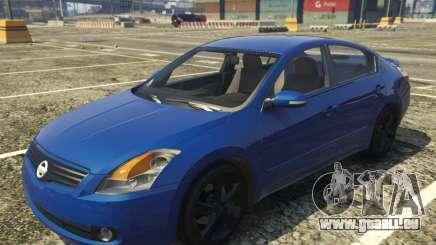 Nissan Altima 3.5SE für GTA 5
