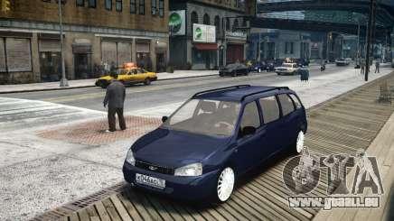 VAZ Kalina 1117 7-porte pour GTA 4