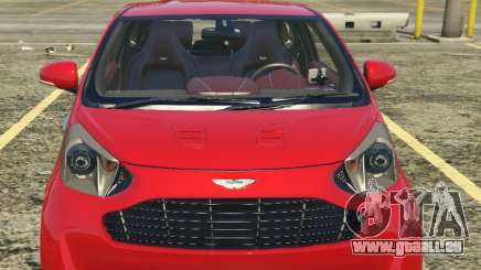 2011 Aston Martin Cygnet 1.0 [Replace] für GTA 5