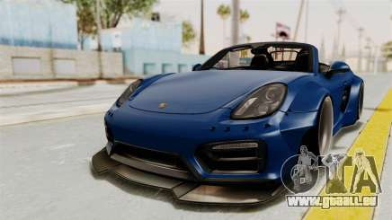Porsche Boxster Liberty Walk pour GTA San Andreas