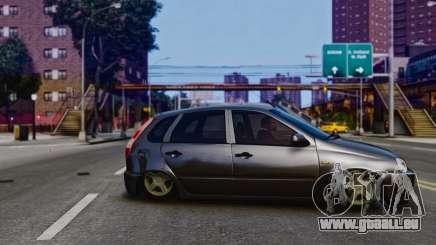 Lada Kalina pour GTA 4