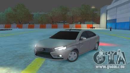 Lada Vesta für GTA 4