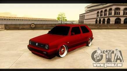 Volkswagen Golf GTI Mk2 pour GTA San Andreas