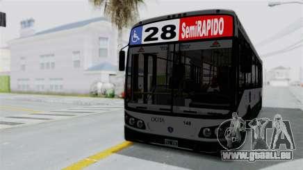 TodoBus Pompeya II Scania K310 Linea 28 für GTA San Andreas